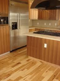 Natural Hickory Kitchen Cabinets by Jasper Hardwood 6