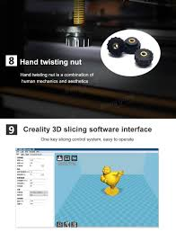 Resume 10 Key by Creality 3d Cr 10 Mini Diy 3d Printer Kit Support Resume Print