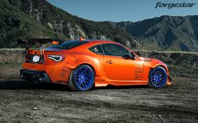 rocket bunny subaru forester not 1 but 2 lava rocket bunny widebody scion frs photoshoot