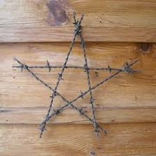 Barbed Wire Home Decor Country Western Southwest Rustic Outdoor Wedding Or Home