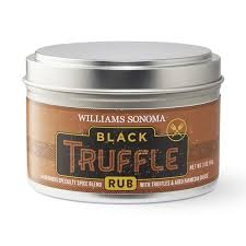 williams and sonoma black friday williams sonoma rub black truffle williams sonoma