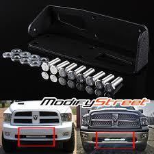 Mounting Brackets For Led Light Bar For 03 16 Dodge Ram 2500 3500 20