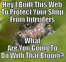 Spider Bro Meme - misunderstood spider bro quickmeme