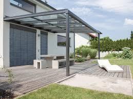 Haus Und Garten Ideen Glasdachsystem Terrado Terrado Gp5100 5110 Klaiber Markisen