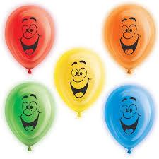 led light up balloons walmart 10 latex happy face led light up balloons assorted 15 count