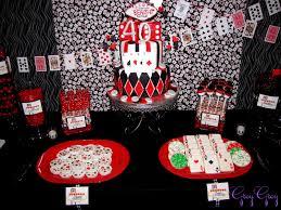 Poker Party Decorations Interior Design Poker Theme Party Decorations Home Design