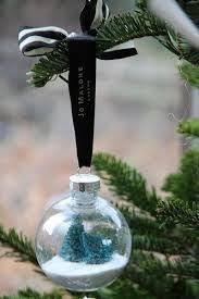 jo malone pine eucalyptus scented ornament