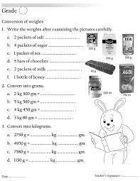 mass and weight worksheet worksheets