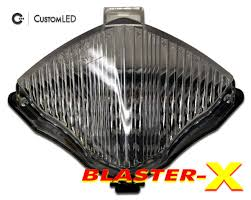 2004 2006 yamaha yzf r1 blaster x integrated led tail light custom led