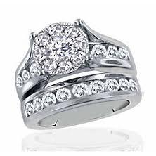 Diamond Wedding Ring Sets by Bridal Sets U2013 Diamond Engagement U0026 Wedding Ring Sets Sam U0027s Club