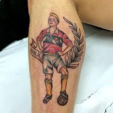 roma tattoos el paraíso de radja nainggolan u2013 somos de la roma