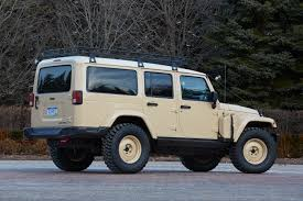 jeep wrangler pickup concept the jeep wrangler africa concept heads to safari in moab the