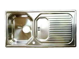 Leisure Kitchen Sink Spares | leisure aqualine sink stainless steel waste caravan components