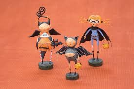 halloween figurines lori mitchell it u0027s back to time that means fall is on its way