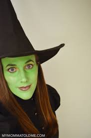 costume of witch wicked witch costume u0026 makeup hello nutritarian