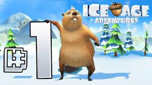 ice age adventures ep1 saving beaver