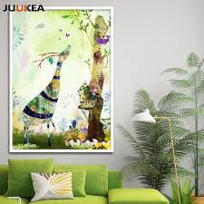 online get cheap forest kids posters aliexpress com alibaba group