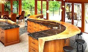 kitchen bar top ideas fabulous size kitchen island wood top ideas s iallo fiorito cm with