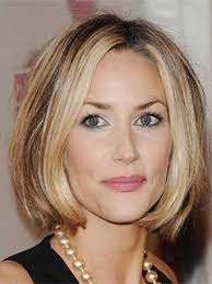 blunt cut bob hairstyle photos 30 short haircuts for women based on your face shape