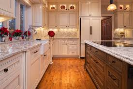 white dove kitchen cabinets with glaze plymouth kitchen renovation american traditional kitchen