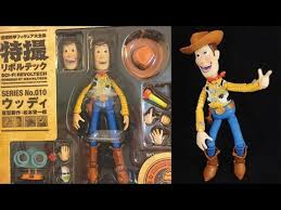 Revoltech Woody Meme - revoltech woody no 010 figure unboxing review youtube