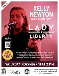 newton album release show in louisville at southwest