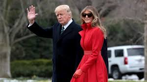 white house trump will watch eclipse with first lady thehill