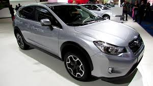 subaru xv interior 2014 subaru xv boxer diesel exterior and interior walkaround