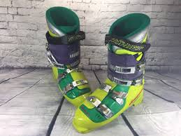nordica grand prix ski boots yellow size 290 295 what u0027s it worth