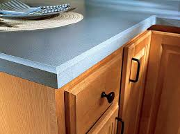 Blue Countertop Kitchen Ideas Artificial Stone Countertops Add Style And Health To Your Kitchen