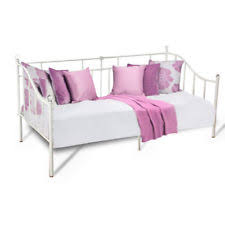 metal frame day bed guest single beds ebay