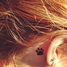 best 25 behind ear tattoos ideas on pinterest moon tatto small