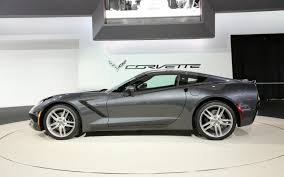 corvette stingray price 2014 chevrolet corvette stingray information and photos