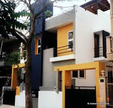 House Plans By Architects Modern Duplex House Plans In Bangalore Beautiful Duplex Home