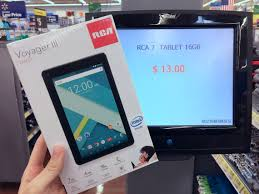 walmart android tablet walmart clearance rca voyager 7 tablets only 13 00 reg