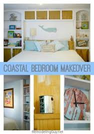 coastal bedroom makeover with olympic one paint remodelingguy