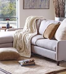 oversized knit blanket 50x70