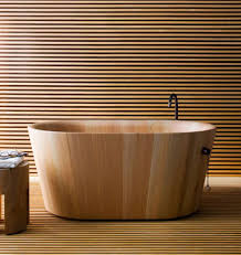 Wood Bathtubs 10 Luxurious Wooden Bathtubs For Home Spas Digsdigs