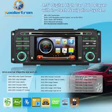 dodge jeep 2007 free map autoradio dvd gps navigation stereo bt fm for 99 04 jeep