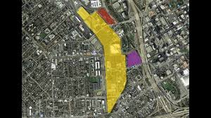 san jose school map downtown san jose may soon in size as pushes