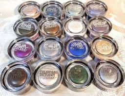 maybelline eye studio color 24 hour eyeshadow 100 caramel