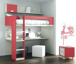 lit mezzanine ado avec bureau et rangement lit mezzanine bureau lit bureau enfant superbe lit mezzanine