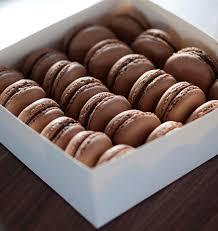 feve cuisine macarons au chocolat noir et à la fève tonka les meilleures