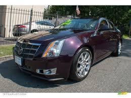 2008 cadillac cts 4 2008 black cherry cadillac cts 4 awd sedan 70540279 gtcarlot