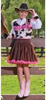Cowgirl Halloween Costume Child Kids Cowgirl Cutie Costume