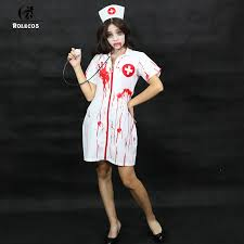 Nurse Halloween Costumes Womens Cheap Zombie Nurse Costume Aliexpress Alibaba Group