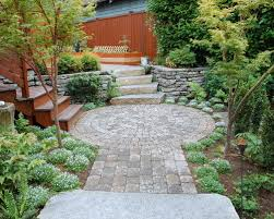 Pavers In Backyard by Pavers Houzz