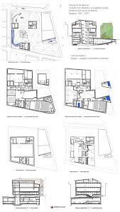 Villa Savoye Floor Plan by 102 Best Plans Sections Elevations Images On Pinterest