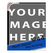 baseball flyers u0026 programs zazzle