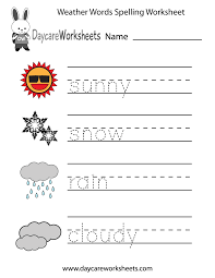weather worksheet free worksheets library download and print